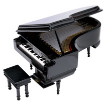 Instrument Music Boxes: Piano