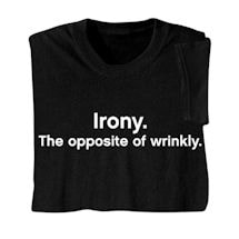 Irony Shirts