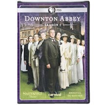 Downton Abbey: Season 1 DVD
