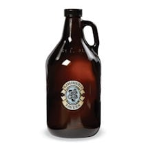 Personalized Beer Glasses - Growler