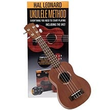 Hal Leonard Ukulele Method Kit