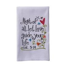 Psalms Verses Hand Towels