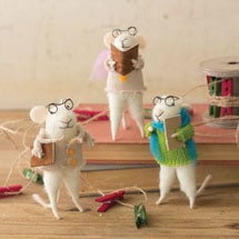 Three Singing Mice