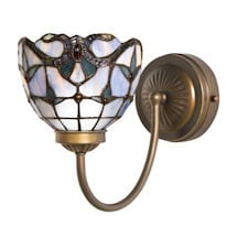Art Glass Wall Sconces - Allistar