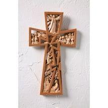 Christ Is Risen Wall Cross