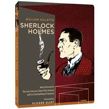 Sherlock Holmes 1916 DVD / Blu-ray Combo