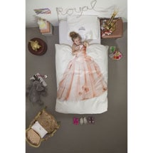 Princess Dress-Up Duvet Cover and Pillowcase Set