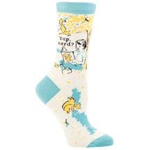 Sassy Socks - 'Sup Nerd?