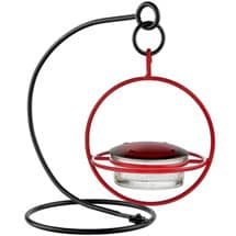 Circle Hummingbird Feeder