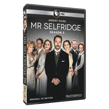 Mr. Selfridge: Season 3 DVD & Blu-ray