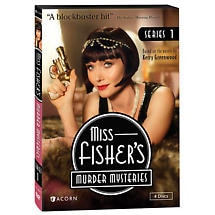 Miss Fisher's Murder Mysteries: Series 1 DVD & Blu-ray