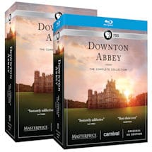 Downton Abbey: The Complete Series - Unedited UK Edition