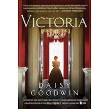 Victoria: A Novel of a Young Queen - Signed Copy