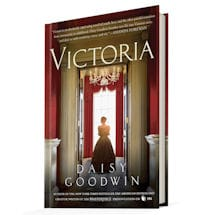 Victoria: A Novel of a Young Queen - Unsigned Copy
