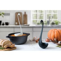 Swanky The Floating Swan Ladle