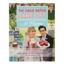 The Great British Bake Off Cookbook