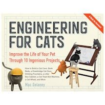 Engineering for Cats Softcover Book