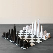 Skyline Chess Set: New York