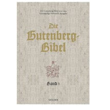The Gutenberg Bible Hardcover