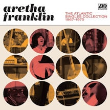 Aretha Franklin: The Atlantic Singles Collection 1967-1970 (2 Vinyl LP)