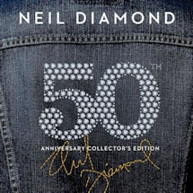 Neil Diamond 50th Anniversary Collector's Edition CD