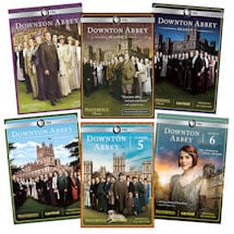 Downton Abbey Complete Series - Set of 6 Seasons DVD