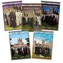 Downton Abbey - Seasons 1-5 DVD Set