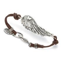 Soul Awake Bracelet in Silver Plated Bronze