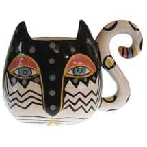 Fantastic Cat Face Coffee Mug