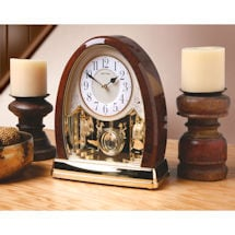 Joyful Bells Musical Clock