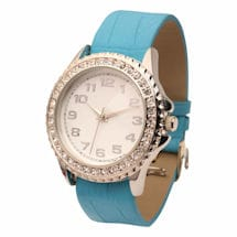 Mix & Match Leather Bands Watch