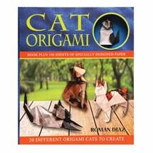Cat Origami Kit
