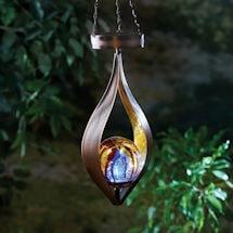 Teardrop Solar Lantern
