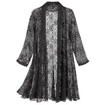 All-Lace Duster