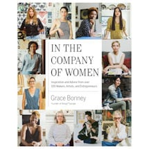 In The Company Of Women Hardcover Book