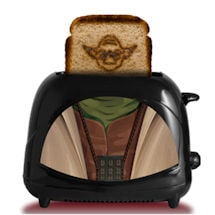 Star Wars™ Empire Collection Yoda Robes Character Toaster