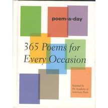 Poem-a-Day: 365 Poems for Every Occasion Book