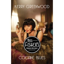 Miss Fisher Cocaine Blues Book