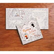 <i>Romeo and Juliet</i>: A Coloring Classic Book
