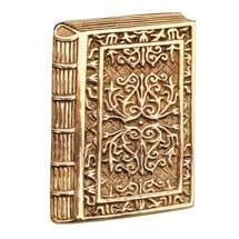 Filigree Book Pin