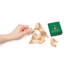 You Complete Me Christmas Tree Mini Puzzle