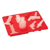 Murder Mystery Ice Cube Tray