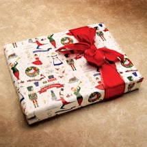 Twelve Days of Christmas Gift Wrap (3 sheets)