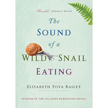 The Sound of a Wild Snail Eating Book