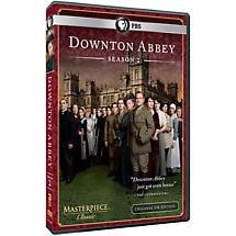 Downton Abbey: Season 2 DVD