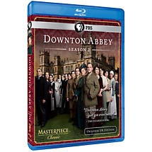 Downton Abbey: Season 2 Blu-ray