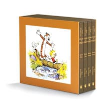 Complete Calvin and Hobbes Paperback Books Boxed Set