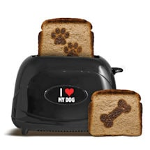 Pet Toasters - Pawprints