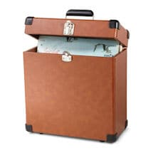 Vinyl Records Carry Case
