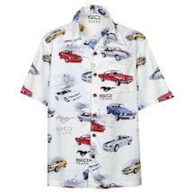 Mustang 50th Anniversary Camp Shirt